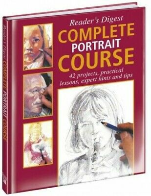 Complete Portrait Course (Readers Digest) by Reader's Digest Hardback Book The