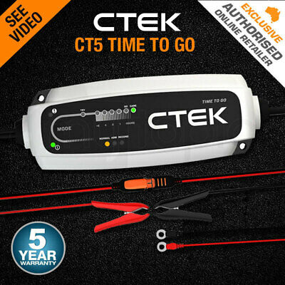 New Ctek Mxs 7.0 12V Smart Battery Charger 7Amp Car Boat 4Wd Caravan Gel Agm