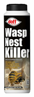 New Doff Wasp Nest Killer 300g Puffer Pack Garden Pesticide
