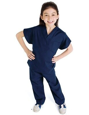 Childrens Scrubs Sets, Sizes 2-12/14