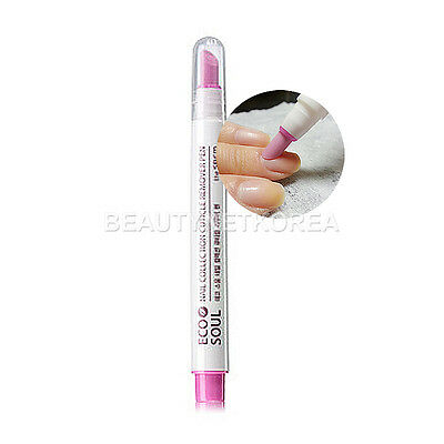 [THE SAEM] Eco Soul Nail Collection Cuticle Remover Pen / Removes nail cuticles