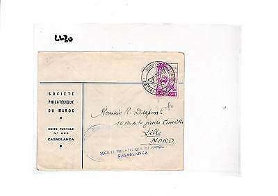 LL30 1947 Casablanca Nord Cover samwells-covers
