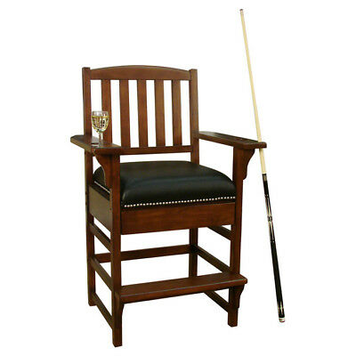 American Heritage King Chair Suede