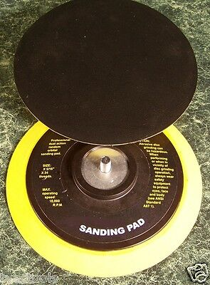 "2pc replacement 5 "" DUAL ACTION DA STICK ON SANDING PADS New Sand Disc pad foam"