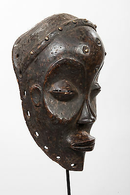 Bakongo Face Mask, D.R. Congo, African Tribal Art, African Masks