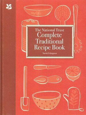 Complete Traditional Recipe Book Book The Cheap Fast Free Post
