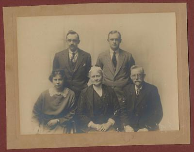 Bath. 98 Lower Oldfield park. 'Lawrence'  Family Photograph.   fb67