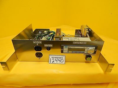 Hitachi EC Auto Tuner Assembly Daihen CMC-10 M-511E Etching System Used Working