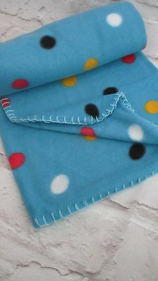 wholesale joblot BLANKET PET cat /dog FLEECE PAW PRINTED SOFT FLEECE 6-12-24 LOT