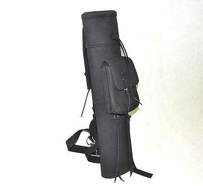 """21"""" Back Quiver/Bow/Pot  Archery 3 Point Harness SPORTgoods  arrows Accessories"""