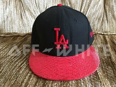 75448081ec4 Just Don C MLB Los Angeles Dodgers Hat Cap Rare LA NEW RSVP Gallery New Era
