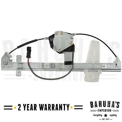Jeep Grand Cherokee Mk2 Suv Front Left Side Electric Window Regulator& Motor New