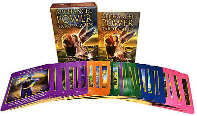 Archangel Power Tarot Cards Deck Doreen Virtue Radleigh Valentin Life Changes