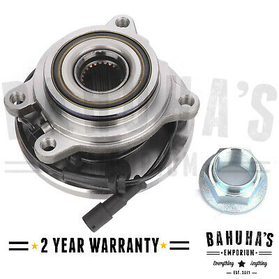 Land Rover Discovery Mk2 2.5 Td5 Front Wheel Bearing Hub With Abs Sensor 98>04