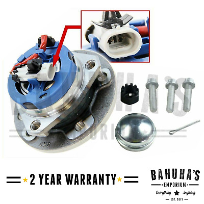 Vauxhall Astra G/zafira A Front Wheel Bearing With Hub +Abs 5 Stud 98-05 *new*
