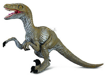 FREE SHIPPING | CollectA 88034 Velociraptor Toy Dinosaur  - New in Package