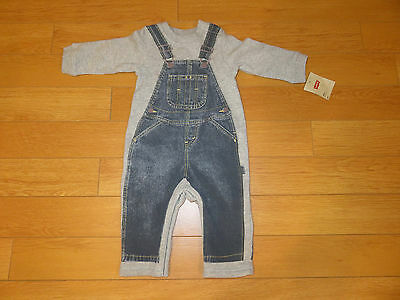NWT Levi's  Infant Boys One-Piece Outfit  (Retail $38.00)