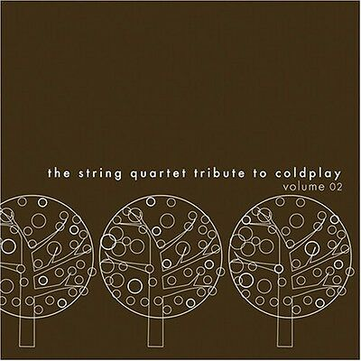 Various Artists - String Quartet Tribute to Coldplay 2 / Various [New CD]