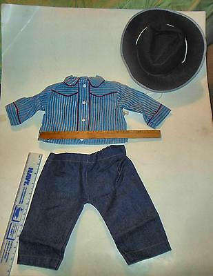 Suzzane Gibson 3 Piece Western Outfit