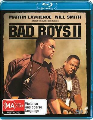 Bad Boys 2 - Blu Ray Region B Free Shipping!
