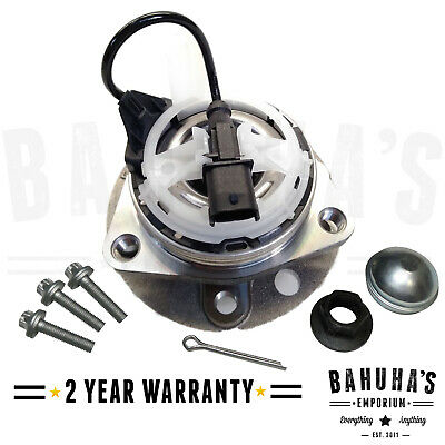 Vauxhall Vectra C Signum Front Wheel Bearing Hub With Black Abs Plug 2002-2009