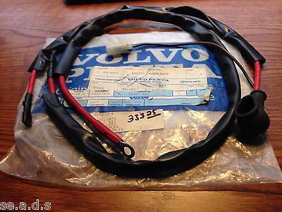 volvo penta cable kit /harness (alternator to glow plug)  860173-4   bin2