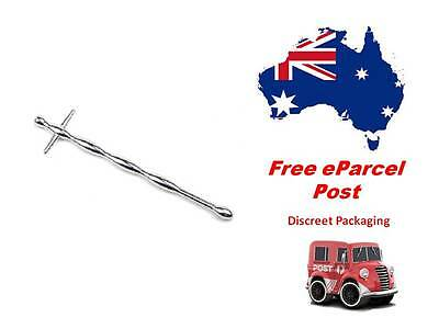 Urethral Sound Single Dilator 15cm Cross Design Free Post