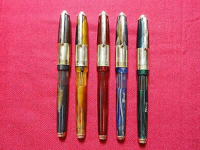 Oliver 71 Jumbo Thick Sturdy Eyedropper Excellent Fountain Pen-One Pen