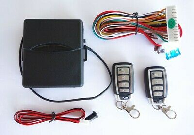 Universal Car  Auto Central Keyless Entry Lock Locking Remote Control System Kit