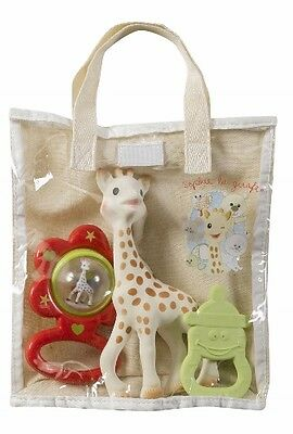 Sophie la Giraffe Gift Bag| Beautiful Sophie Girafe Gift Bag Set | UK