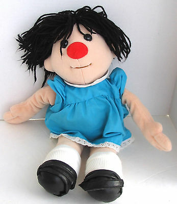 "17"" Big Comfy Couch Molly Large Plush Doll Soft Stuffed Toy 1995"