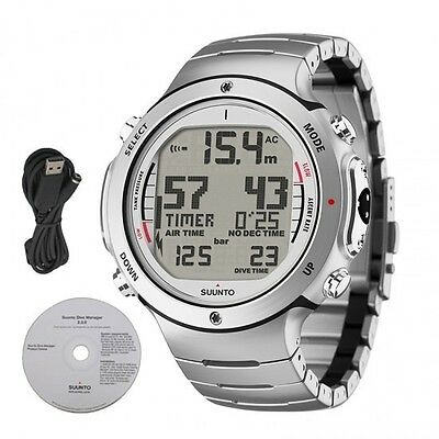 Suunto Computer D6i Steel 01IT
