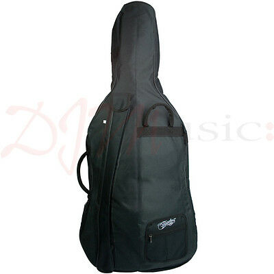 Theodore Padded Cello Gig Bag - 4/4 Size Durable Soft Case