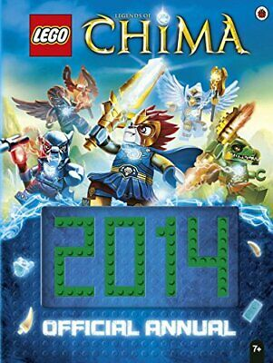 LEGO Legends of Chima Official Annual 2014 (Annuals 2014) Book The Cheap Fast