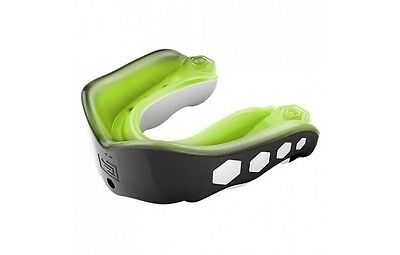 Shock Doctor Gel Max Flavor Fusion Lemon Lime All Sport Convertible Mouthguard