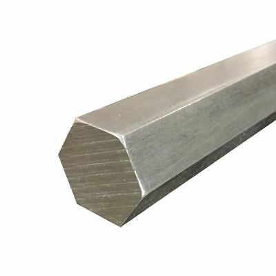 316 Stainless Steel Hexagon Bar, Size: 1.250 (1-1/4 inch), Length: 36 inches