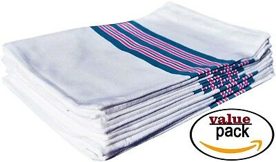 6 new baby infant receiving swaddling blankets 30x40 fleece soft feel signal tex