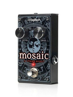 DigiTech Mosaic 12-String Polyphonic Electric Guitar Effect Pedal DIG0172