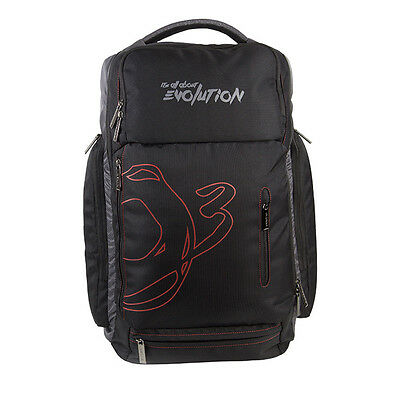 OZONE Rover Gaming Backpack for 15.6 Inch Notebooks, Black/Grey (OZROVERBKPK)