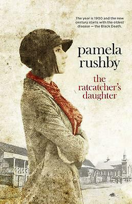 The Ratcatcher's Daughter by Pamela Rushby Paperback Book Free Shipping!