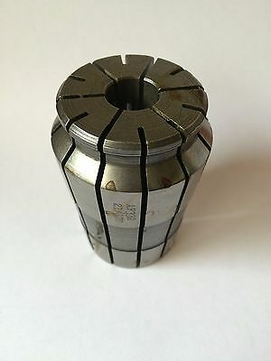"1 x Acura Flex Collet AF 332 21/32""  New! Cnc Chucks"