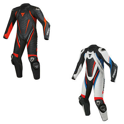 Dainese Aero Evo D1 Motorcycle One Piece Racing Suit   All Colours & Sizes