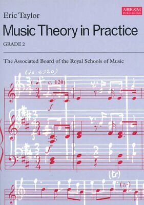 Music Theory in Practice (Grade 2) Paperback Book The Cheap Fast Free Post