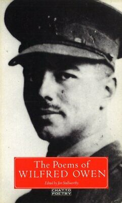The Poems of Wilfred Owen by Owen, Wilfred Paperback Book