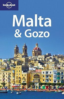 Malta and Gozo (Lonely Planet Country Guides), Neil Wilson Paperback Book The