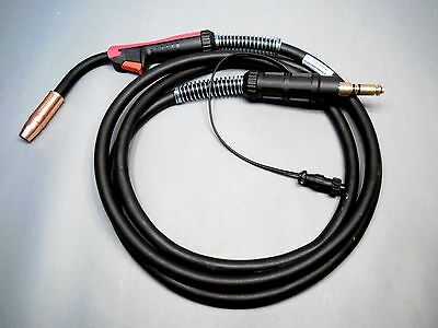 15' HTP Replacement MIG Welding Gun Torch Stinger for Lincoln Magnum 250L K533-7