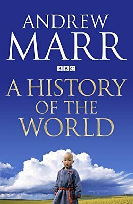 A History of the World by Marr, Andrew Book The Cheap Fast Free Post