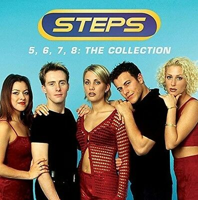 The Steps - 5,6,7,8-The Collection [New CD] UK - Import