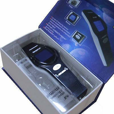Baby Adult Digital Body Thermoscan Portable Infrared Ear Head Thermometer