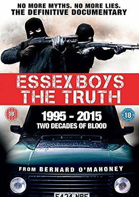 Essex Boys: The Truth  New (DVD  2016)
